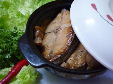 Món ngon mỗi ngày: Cá Thu kho tương.