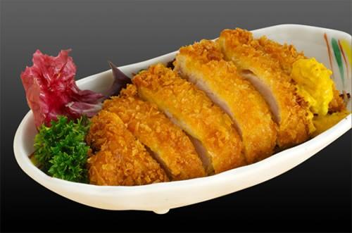 Bỏ túi công thức làm thịt heo chiên xù ăn cùng tương ớt Ashimi.